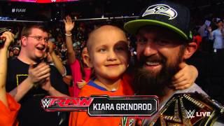 WWE Superstars and Divas visit St. Jude Children's Research Hospital
