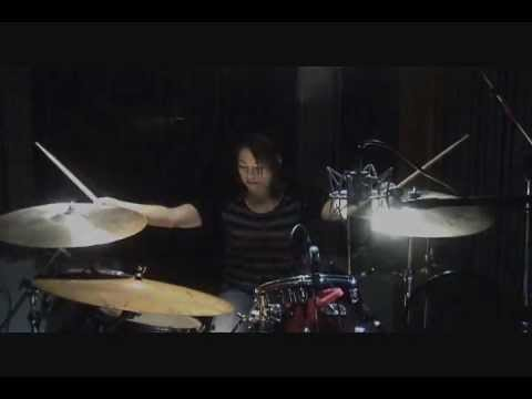 Angie Lese drum cover - Foo Fighters Best of You