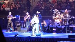 George Strait - River Of Love LIVE [HD] 6/5/14