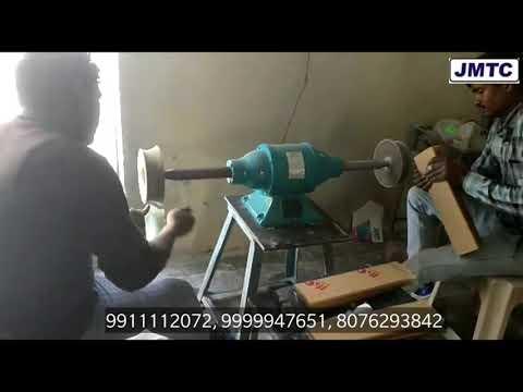 Bench Polisher Grinder Machine