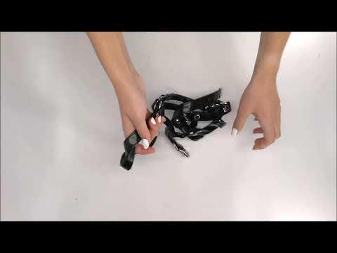 Pikantní postroj A740 harness - Obsessive