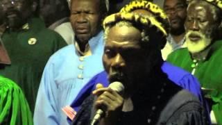 Shembe: Rev Mlungwana (Kwafika Izazi 34)