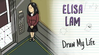 THE TERRIBLE STORY OF ELISA LAM | Draw My Life