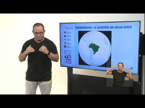 ESTRUTURA FÍSICA DO BRASIL (RELEVO, CLIMA, HIDROGRAFIA) E DO MARANHÃO