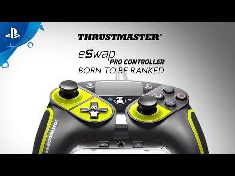 週邊生產商 Thrustmaster 可自行改裝 PS4 手把