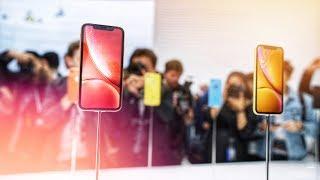 Pourquoi l'iPhone XR existe en 2018 ? Futur échec ou coup de génie d'Apple ?!