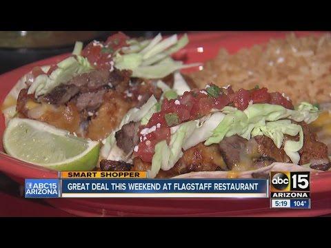 Video Half off El Capitan Mexican food restaurant in Flagstaff