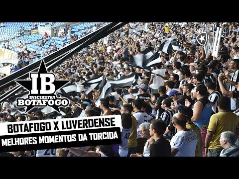 """""""Melhores Momentos da torcida - Botafogo x Luverdense"""" Barra: Loucos pelo Botafogo • Club: Botafogo"""