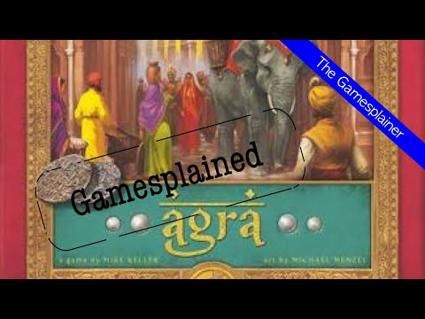 Agra Gamesplained - Introduction