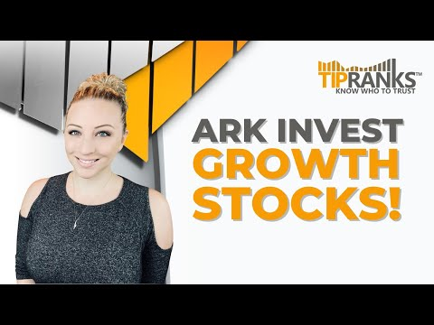 """Cathie Wood's Ark Invest Bets Big on These 2 """"Strong Buy"""" Stocks!!"""
