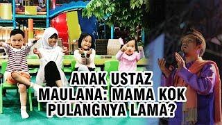 Ustaz Maulana Ungkap Kisah Sedih tentang Buah Hatinya, Anak Merengek: Mama Kok Pulangnya Lama?