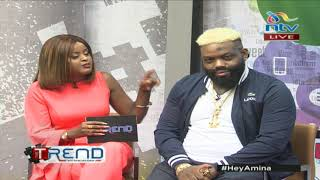 #theTrend: Redsan, Demarco and Tiwa Savage on the '