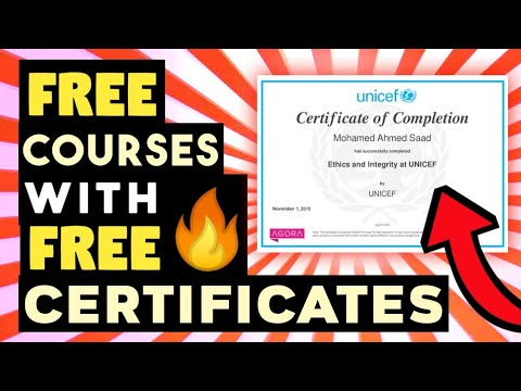 Top Free Online Courses with Certificates 2020   Free Certification ...