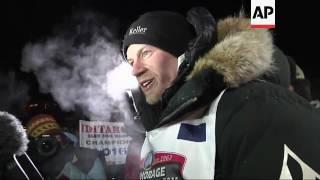 Dallas Seavey Wins Fourth Iditarod Crown