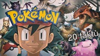 20 FAKTŮ o Pokémonech