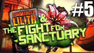 Borderlands 2 Commander Lilith DLC - Part 3 -