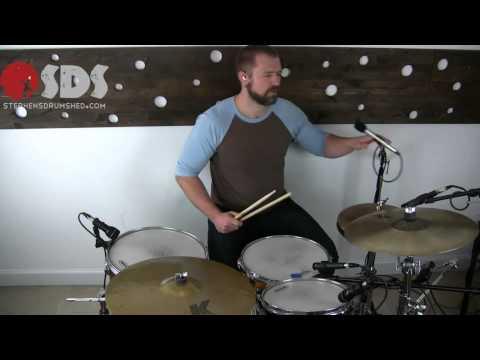 How To Play Reggae Drums – Hi-Hat Variation