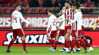 Highlights: Ολυμπιακός - Καλαμάτα 4-1 / Highlights: Olympiacos - Kalamata 4-1