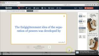 Quizlet- How to Study for Civics EOC