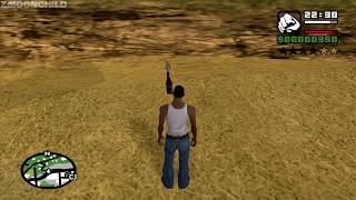 How to get all of the Molotovs at very beginning of the game - GTA San Andreas تحميل MP3