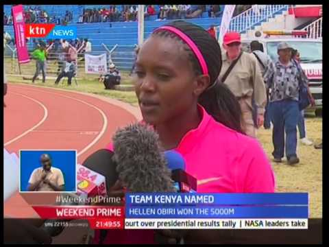 Athletics Kenya names Team Kenya for the World Athletics Championships