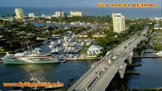 fort lauderdale broward convention center  Fly High Aerial drone video