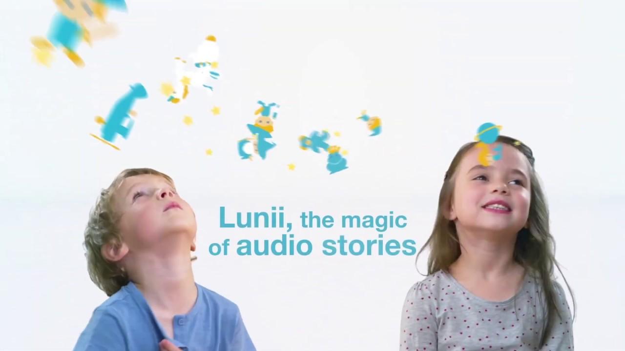 Lunii My Fabulous Storyteller