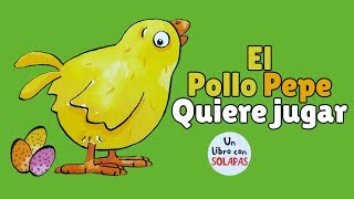 El Pollo Pepe Quiere Jugar · Libro Infantil · Editorial SM