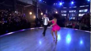 DWTS Ballroom Battle -  Brittany Cherry and Daniel Gonzalez