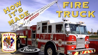 How It's Made   Fire Truck