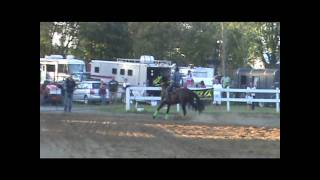 Barrel Racing and Western Gaming - Williamstown Fair 2010 [HQ]