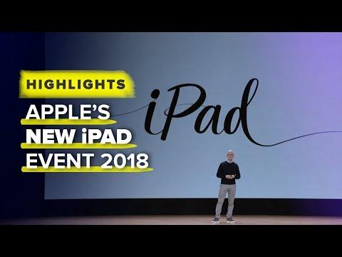 Apple's new iPad: Event highlights