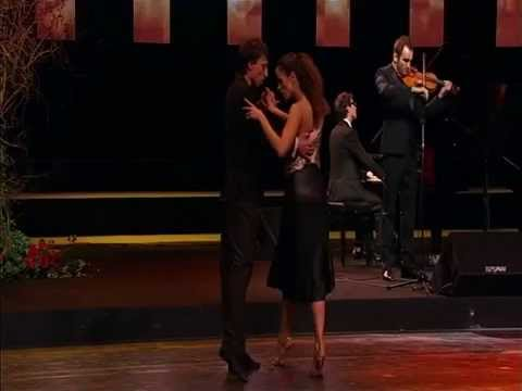 Performing with a tango group TANGO COMPAS at amazing hall Sava Centar in Belgrade, led by the famous violin player Stefan Milenkovich.