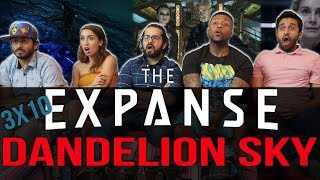 The Expanse - 3x10 Dandelion Sky - Group Reaction