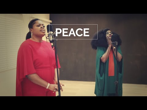 Sinach  – Peace Ft TY Bello & George