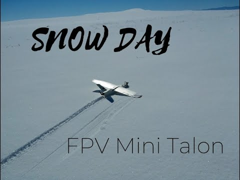 fpv-minitalon-snow-day