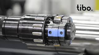 Tibo. Deep Hole Drilling Machine | B250-2000CSR | Tiefbohrmaschine | BTA