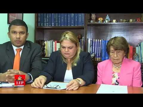 Defensa de Gustavo Pérez pide hacer un alto al 'abuso'