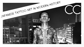 A Brief History Of Japanese Tattoo Art - From The Meiji Era To The Present Day