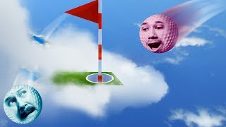 Golfing in the Clouds! | Golf It [Ep 19]
