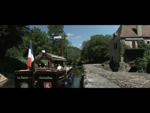 Saint-Cirq Lapopie/Pech Merle - Testimonio - Grandes Parajes de Midi -Pyrénées