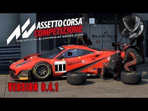ASSETTO CORSA COMPETIZIONE #4 - Ferrari 488 - Hungaroring
