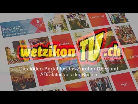 Stadtfest Wetzikon 2015