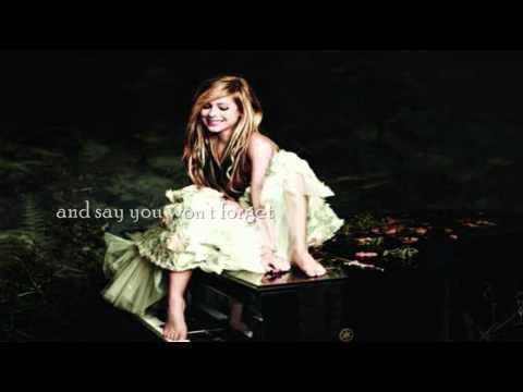 Avril Lavigne - Remember When lyrics