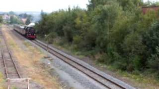 preview picture of video 'NMBS 29013 komt aan te Ronse'