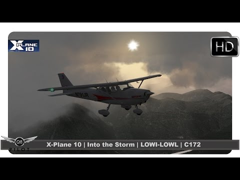 Steam Community :: Video :: [X-Plane] Into the storm