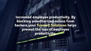 Why Firewall Solutions for Small Business is Important Dubai?