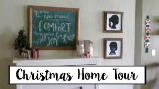 Holiday Home Tour | Christmas 2016