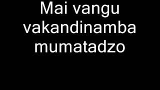 Zimbabwe Catholic Shona Songs - Mwari Wangu Ndinzwireiwo Tsitsi with LYRICS.wmv