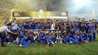 Champions of IPL 2019 | Mumbai Indians